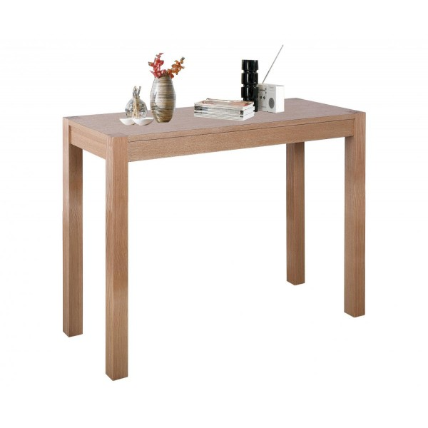 Cyprus Solid Ashwood Console Side Table