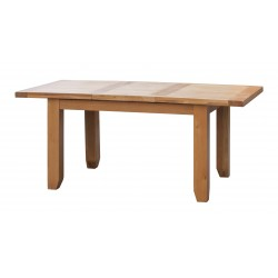Acorn Dining Table Solid Oak Large Extending