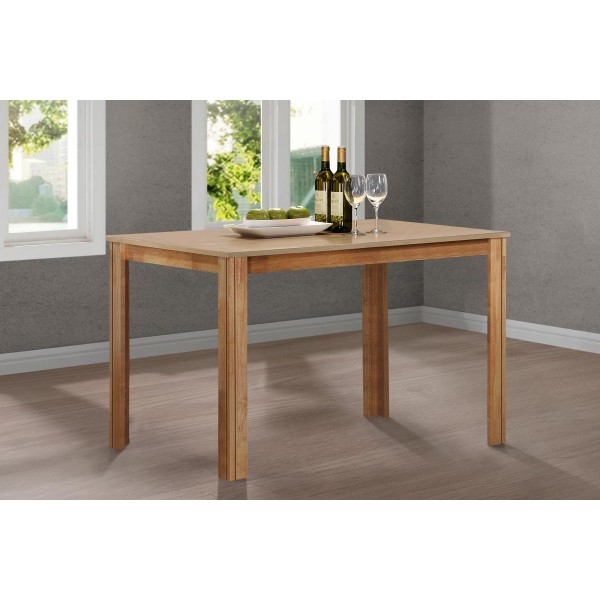 Blake Wooden Rectangle Dining Table