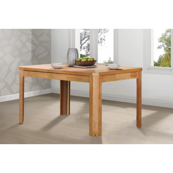 Blake Large Wooden Rectangle Dining Table
