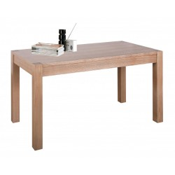 Cyprus Coffee Table Solid Ashwood Rectangle