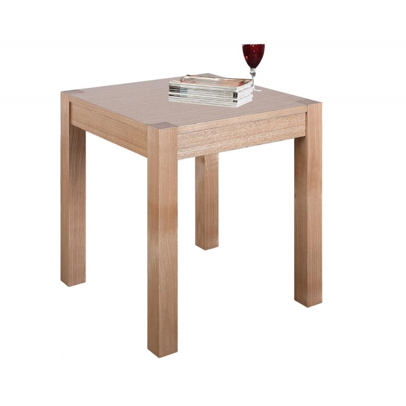 Cyprus Solid Ashwood With Ash Vaneer Lamp Tables
