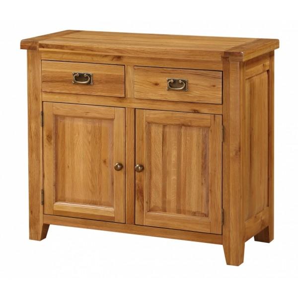 Acorn Solid Oak Buffet Sideboard Cupboard